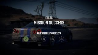 Need for Speed Payback Skyline