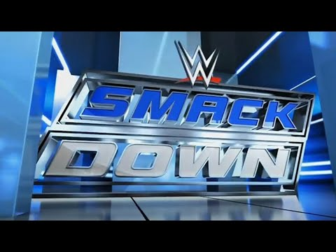 WWE SMACKDOWN! - NEW INTRO 2015!!!✔.