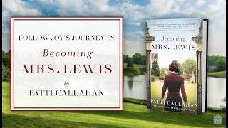 Meet C. S. Lewis's wife Joy Davidman -- Becoming Mrs  Lewis: a novel