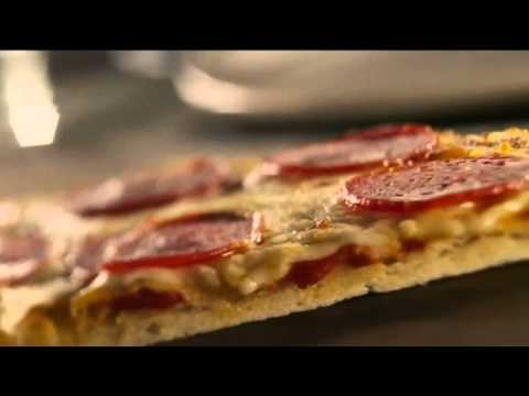 Tv Commercial Red Baron Pizza Love At First Bite Youtube