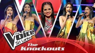 Keleigh Berenger | Dancing Queen | The Knockouts | The Voice Sri Lanka Thumbnail