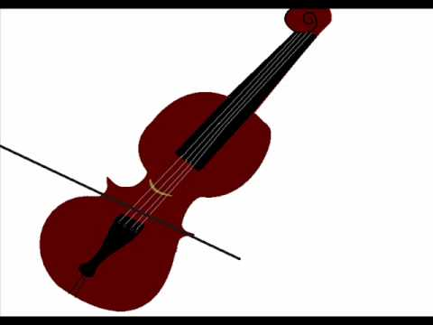 violin cartoon one 0001 wmv youtube rh youtube com cartoon violin drawing cartoon violin drawing