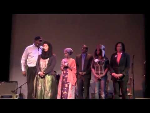 African Heritage Celebration!! The  Life of  Nelson Mandela ,Dec 27,2013 Cedar Cultural Center