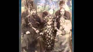 видео песни терских казаков