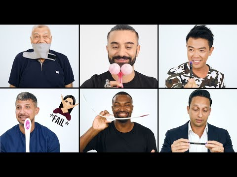THIS is how boys use our beauty products!