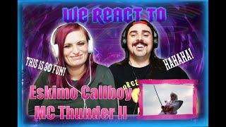 Eskimo Callboy - MC Thunder II (Dancing Like a Ninja) [COUPLES REACTION]