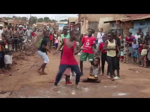 Ghetto Kids Dancing to BM - BALOBA FT DJ LEO