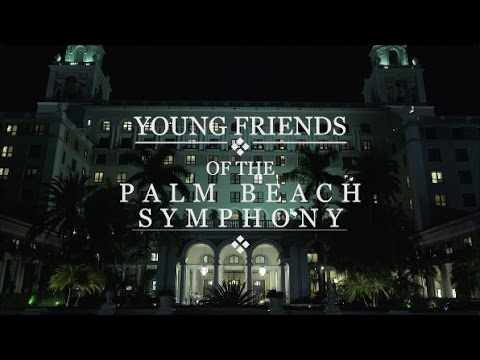 2017 Young Friends of the Palm Beach Symphony Party YFPBS