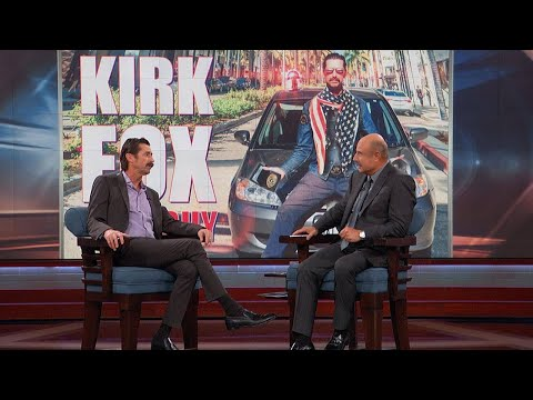 Comedian And Actor Kirk Fox Opens Up About His Life And Watch A Sneak Peek Of His New Comedy Spec…