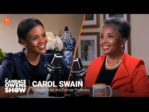 The Candace Owens Show: Carol Swain - YouTube