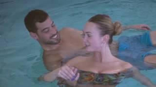 עומרי וקסניה מהאח הגדול בחופשה רומנטית במלון קראון פלזה ים המלח