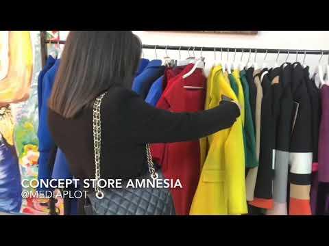 Concept store AMNESIA