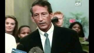Governor Mark Sanford Admits to his Affair with Argentinian Mistress (Part 2 of 2)