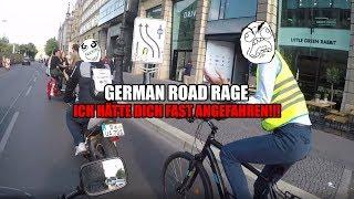German Road Rage  #7  ICH HÄTTE DICH FAST ANGEFAHREN!!!   [HD+60fps]