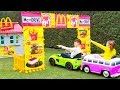 Download Video ALİNİN SİHİRLİ McDRİVE Magic McDonalds 🍔 DRIVE THRU 🚗