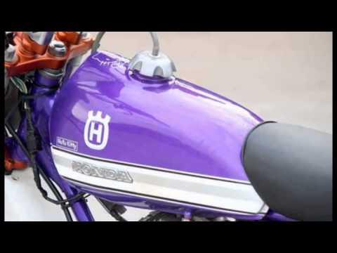 Video Modifikasi Motor Honda Tiger 2013  Revolution Trail Pesonanya Yang Bikin Klepek-Klepek. Macho