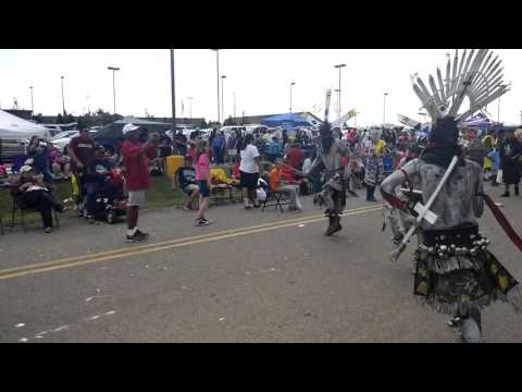 Comanche Nation Fair - The Parade