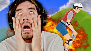 Es Como Happy Wheels... PERO ME DESTRUYE EL CEREBRO!!