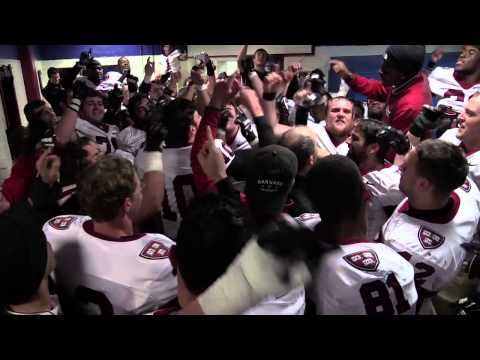 2014 Harvard Football Highlights