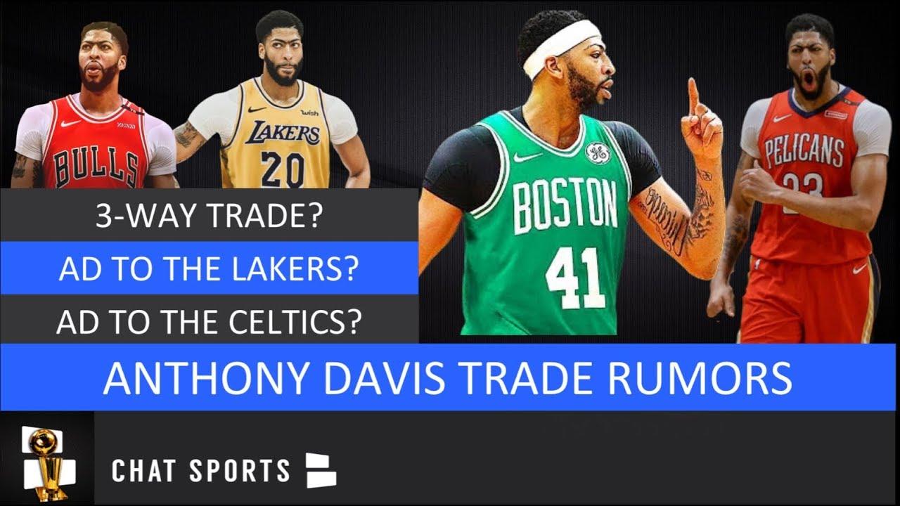 NBA Mock Draft 2019: Boston Celtics could use three picks after Anthony Davis trade, plus Zion Williamson & more
