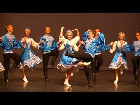 National Dance Company of Siberia at North Shore Center , Skokie, IL, October 13, 2015 part 1