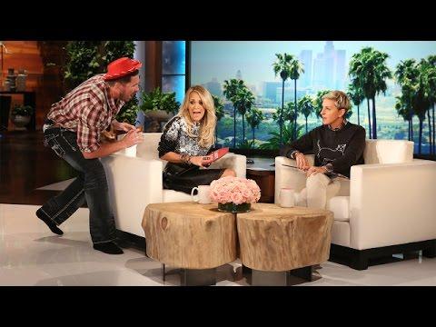 Carrie Underwood Is One Rockin'Mama