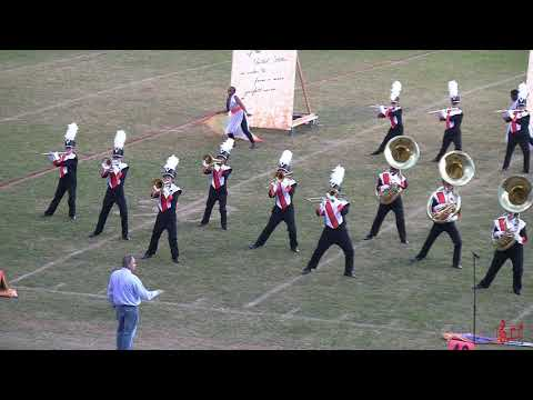 Southeast Guilford High School Falcon Marching Band 10/28/2017