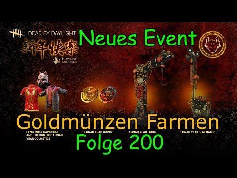 🎮🔪LIVE🔴Dead by Daylight: Neues EVENT, Goldmünzen, Cosmetics - PC - MrAdi390