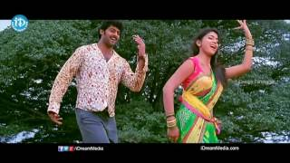 Chatrapati Movie HD Video Songs    Gundu Sudhi Song   Prabhas   Shriya Saran   Rajamouli