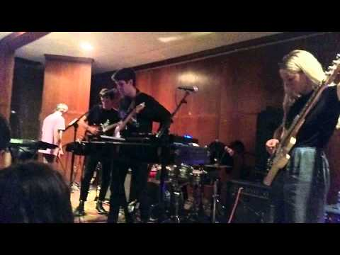 Porches. live show!!  Philadelphia 2015-09-13