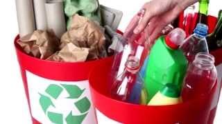 Пластик. Личный опыт раздельного сбора мусора