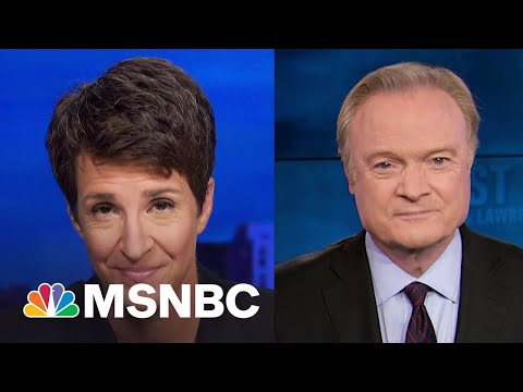 Rachel and Lawrence Talk The Most Important Question In Trump Org. Indictment