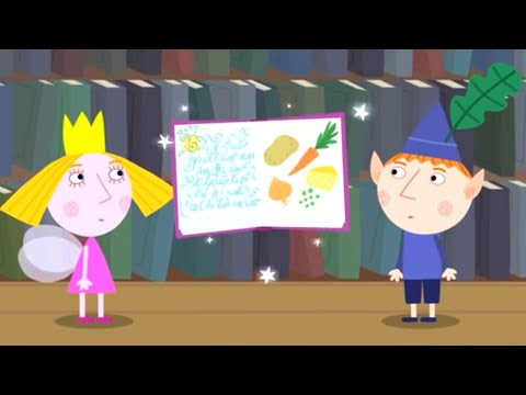 Ben and Holly's Little Kingdom   The Special Recipe! (60 MIN)   Kids Cartoon Shows
