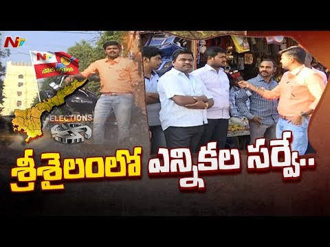 Poll Yatra: Voice Of Common Man | AP 2019 Election Survey From Srisailam | NTV Special