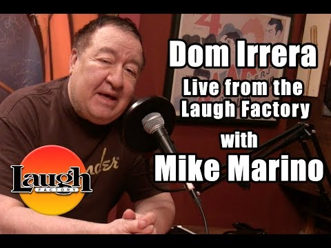 Dom Irrera Live from the Laugh Factory with Mike Marino | Full Podcast