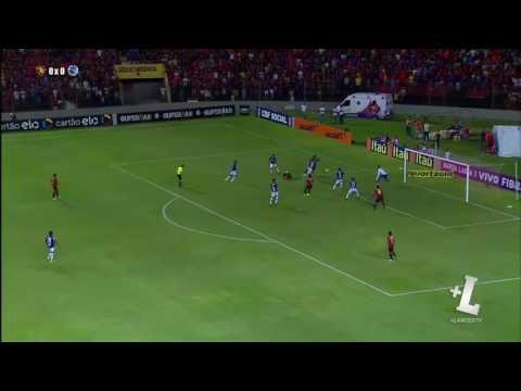 Sport 0 x 1 Cruzeiro - GOL E MELHORES MOMENTOS - Brasileirão 2016