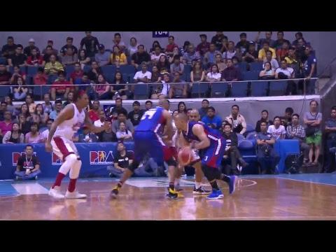 Barangay Ginebra vs Magnolia Hotshots Semifinals Game 3 | PBA Governors' Cup 2018