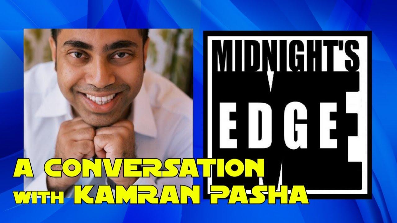 A Conversation with Kamran Pasha Live
