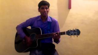 Meri zindagi ki har khushi guitar tutorial by joshua govis