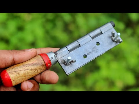 Genius idea!!! | make tool without any power tools