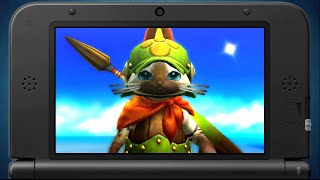Monster Hunter 4 Utimate - Palico Walkthrough
