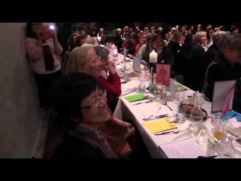 "20151023 Benefit event ""10 Years PWAG – the network keeps growing!""-Part 1"