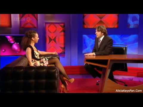 Alicia Keys Jonathan Ross Interview 2010