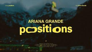 [Vietsub & Lyrics] - positions ...