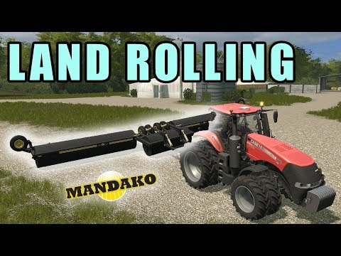 DISCING UP THE FIELDS   EP#77   FARMING SIMULATOR 2017