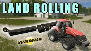 DISCING UP THE FIELDS | EP#77 | FARMING SIMULATOR 2017