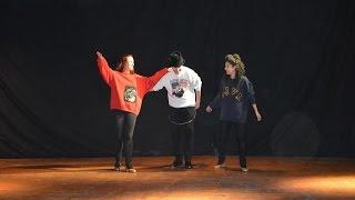 Maximiliano Werb - Tap Dance Class-Presentación final alumnas Academia La Giralda