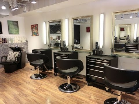 Successful Hair Salon Design And Equipment | In Home Salon Design Ideas