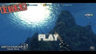 На PC игра подводная охота - Depth Hunter 2 (Sport Game - обзор)