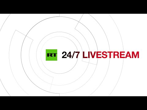 RT News: On-air stream 247